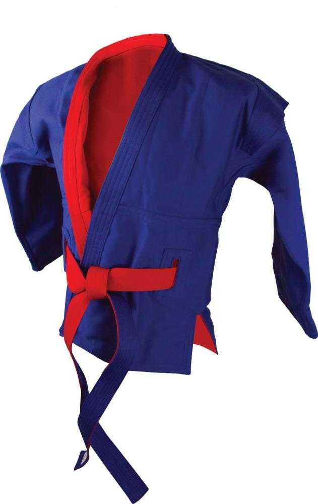 Куртка для самбо двухсторонняя ATEMI AX55