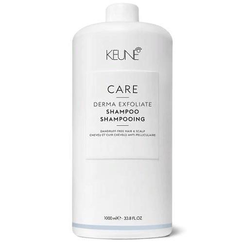 Keune Шампунь отшелушивающий/ CARE Derma Exfoliate Shampoo, 1000 мл.