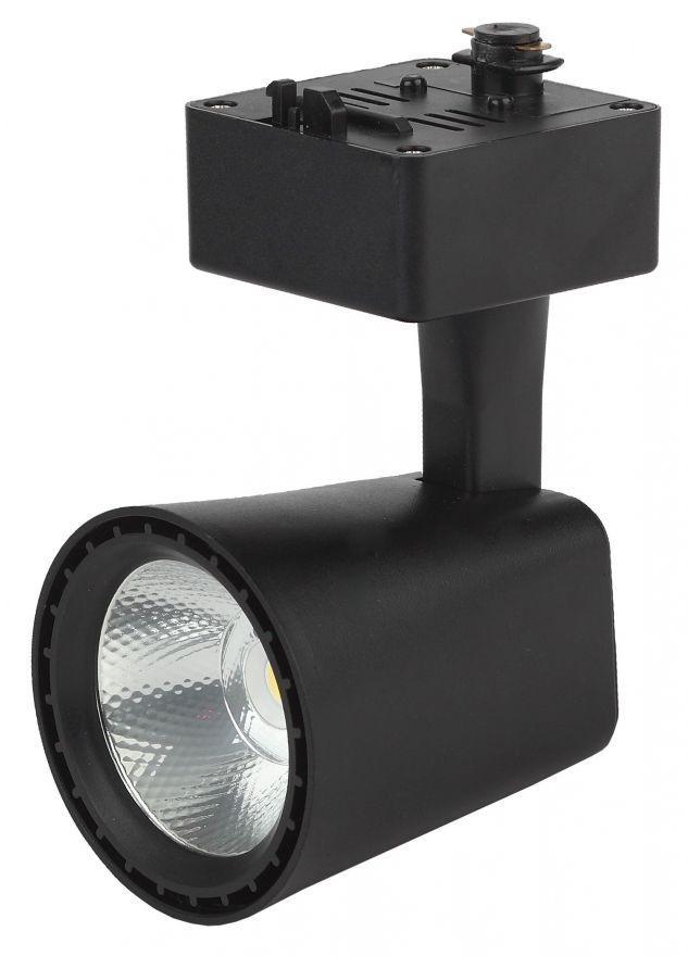 Трековый светильник на шинопровод ЭРА TR4-10 BK