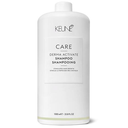 Keune Шампунь против выпадения волос/ CARE Derma Activate Shampoo, 1000 мл.