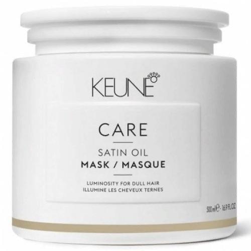 Keune Маска Шелковый уход/ CARE Satin Oil Mask, 500 мл.