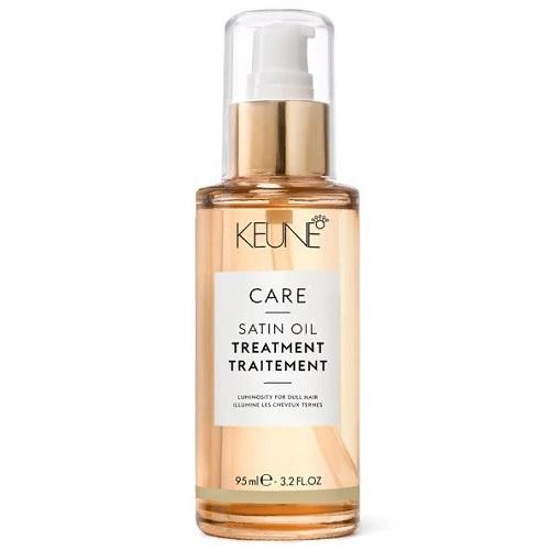 Keune Масло для волос Шелковый уход/ CARE Satin Oil - Oil Treatment, 95 мл.