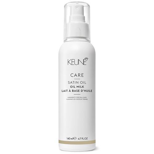 Keune Масло-молочко для волос Шелковый уход/ CARE Satin Oil - Oil Milk, 140 мл.