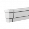 Торцевой Элемент Европласт Фасадный 4.34.132 Ш59хВ112хГ59 мм