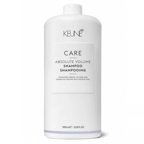 Keune Шампунь Абсолютный объем/ CARE Absolute Volume Shampoo, 1000 мл.