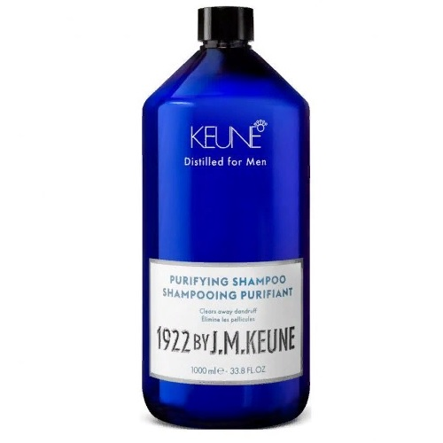 Keune Обновляющий шампунь, против перхоти/ 1922 Purifying Shampoo, 1000 мл.