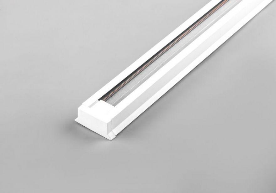 Шинопровод Feron для трековых светильников белый 1м CAB1000 10313