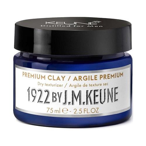 Keune Глина для волос Премиум / 1922 Premium Clay, 75 мл.