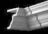 Внутренний Угол Европласт Фасадный 4.32.322 Ш306хВ195хГ306 мм