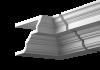 Внутренний Угол Европласт Фасадный 4.31.221 Ш350хВ172хГ350 мм