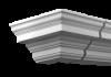 Внешний Угол Европласт Фасадный 4.31.211 Ш384хВ172хГ384 мм