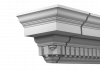 Торцевой Элемент Европласт Фасадный 4.01.232 Ш284хВ282хГ284 мм