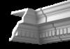 Внутренний Угол Европласт Фасадный 4.01.222 Ш384хВ282хГ384 мм