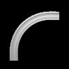 Арочное Обрамление Европласт Лепнина 4.87.033 Ш140хГ37хР600 мм