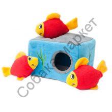 Игрушка-головоломка Рыбки в аквариуме