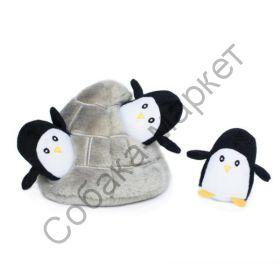 Игрушка-головоломка Пингвины в иглу