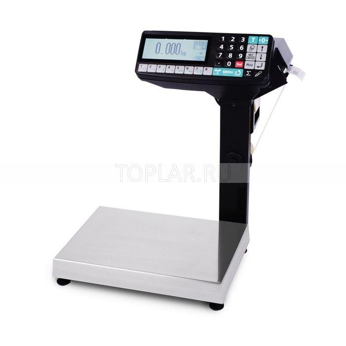 Весы с печатью этикеток МАССА MK_RP10-1
