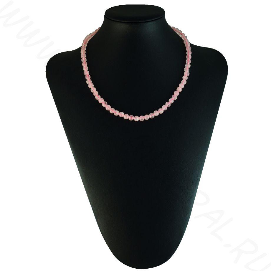 «Нежное дитя» Розовый кварц