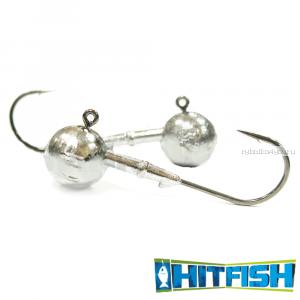 Джиг головка Hitfish Round Jig 90 №10/0 /  30 гр (2шт в уп)