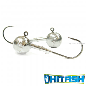 Джиг головка Hitfish Round Jig 90 №8/0 /  40гр (2шт в уп)
