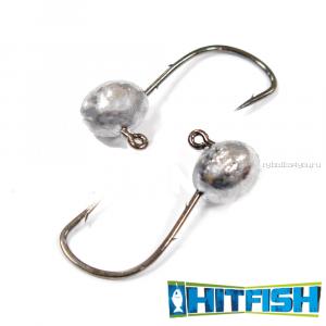 Джиг головка Hitfish Micro Jig № 2 / 2гр (5шт в уп)