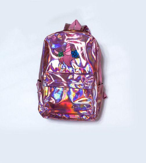 Рюкзак «Единорог» голографический