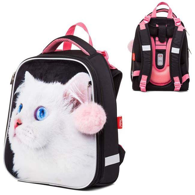 Рюкзак ERGONOMIC Пушистый котик Hatber