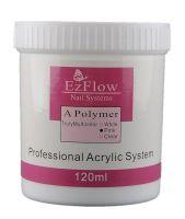 Ezflow Акриловая пудра для ногтей розовая (pink), 120 г