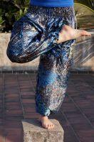 Шелковые восточные шаровары. Купить в интернет магазине Инд-Базар