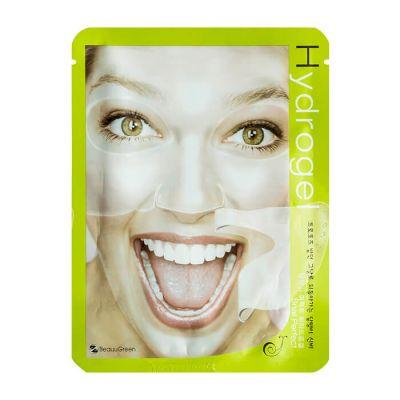 BeauuGreen Гидрогелевая маска с фильтратом секреции улитки