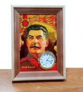 Настольные часы «СТАЛИН»