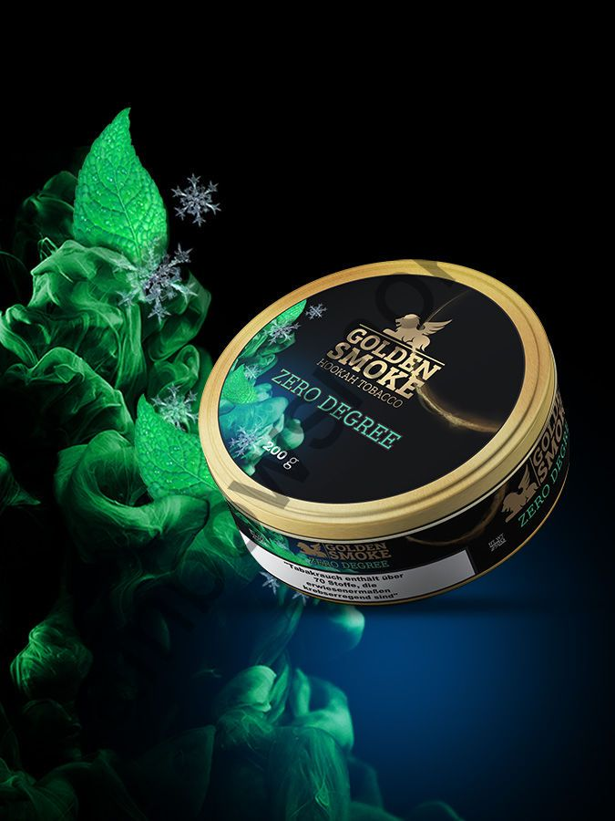 Golden Smoke Signature 200 гр - Zero Degree (Нулевой Градус)