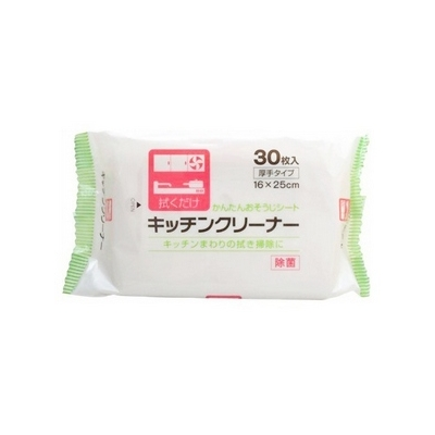 Life-do Влажные салфетки для уборки на кухне 30 шт