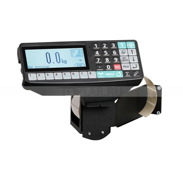 Весовой терминал с печатью этикеток МАССА R2P