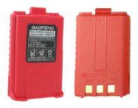 Аккумулятор BL-5 для рации Baofeng UV-5R 1800 мАч красный