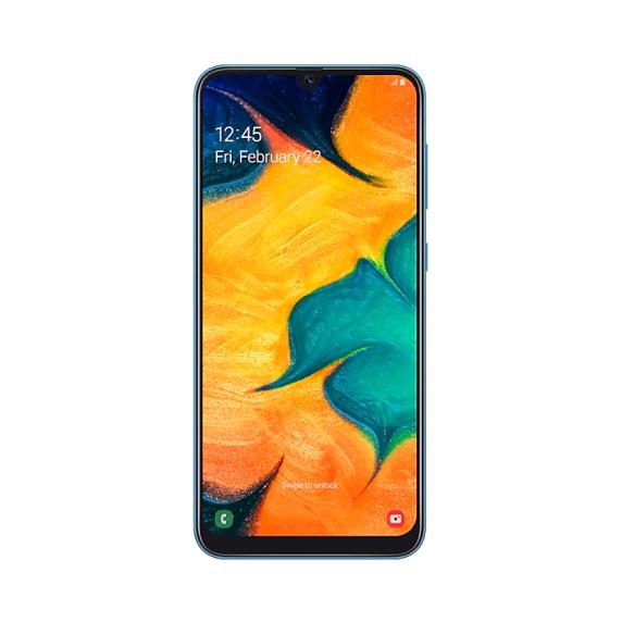 Samsung Galaxy A30 32 ГБ (синий)