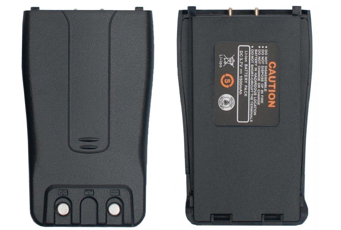 Аккумулятор для рации Baofeng BF-888s BL-1 1500 мАч