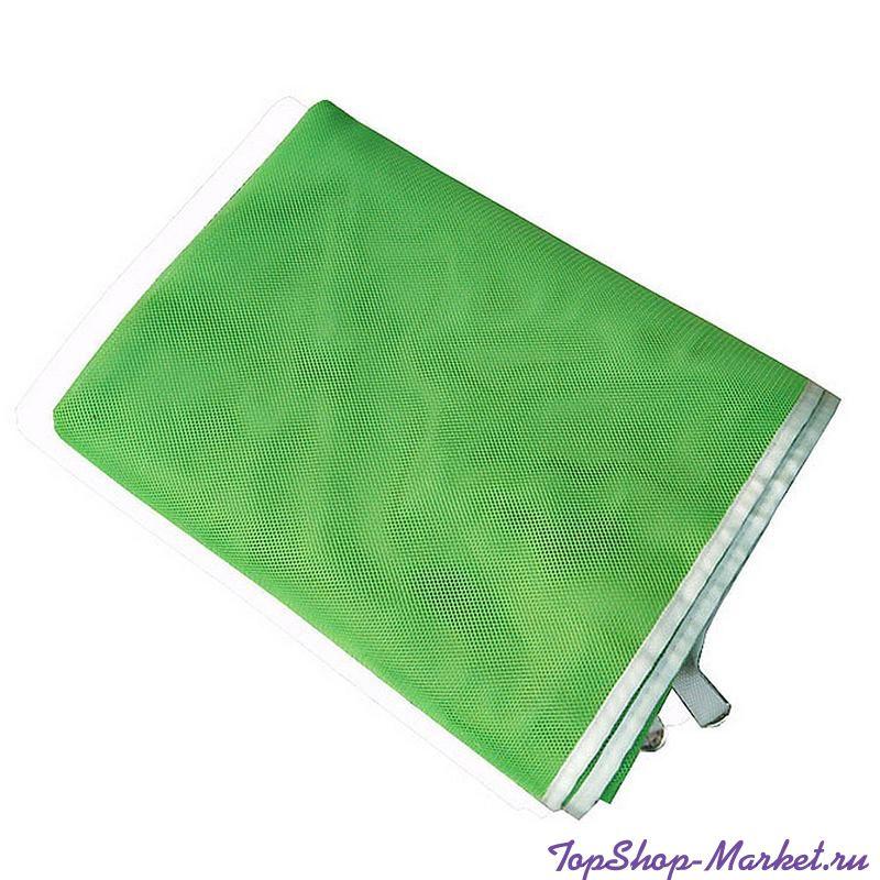 Пляжный коврик SAND FREE MAT, 200х150 см, Цвет: Зелёный