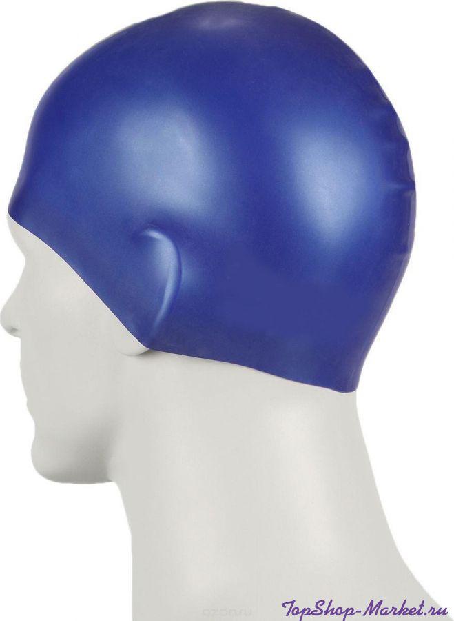 Силиконовая шапочка для плавания Afiter, Цвет: Красный