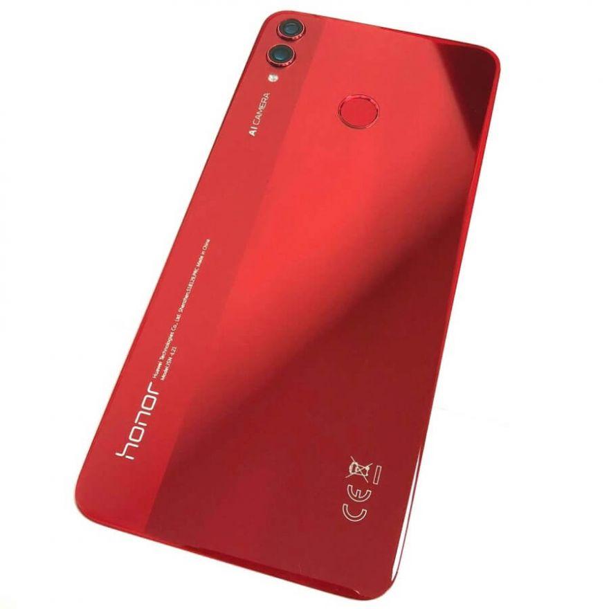 Задняя крышка в сборе со сканером отпечатков для Huawei Honor 8X (Original)