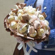 """Букет из конфет №732 """"Шоколада"""""""