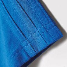 Детская футболка adidas Tiro 17 Tee синяя