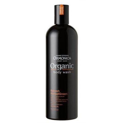 Ormonic Organic Body Wash Органическое жидкое мыло для тела, 450ml