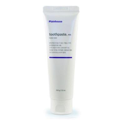Зубная паста комплексного действия Plainhouse Toothpaste 100г.