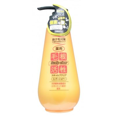 Junlove SCALP CLEAR TREATMENT Маска для укрепления и роста волос, против перхоти, 500ml