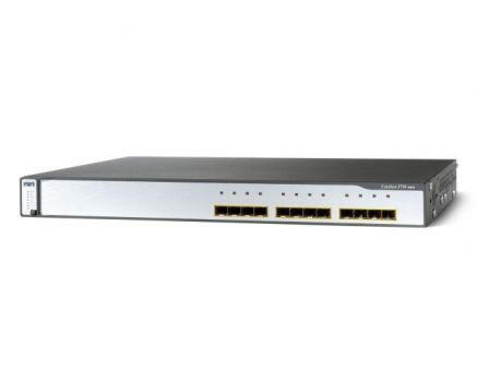 Коммутатор Cisco Catalyst WS-C3750G-12S-SD