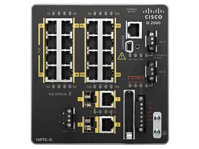 Коммутатор Cisco Catalyst IE-2000-16TC-B