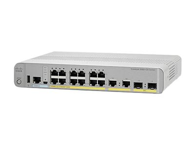 Коммутатор Cisco Catalyst WS-C3560CX-12PC-S