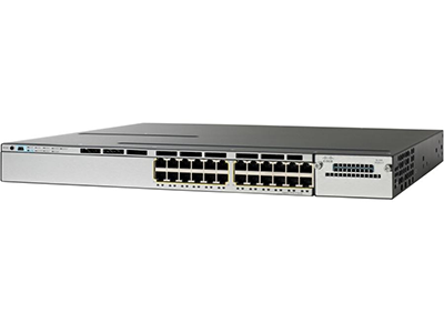Коммутатор Cisco Catalyst WS-C3750X-24P-E