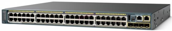 Коммутатор Cisco Catalyst WS-C2960S-F48LPS-L